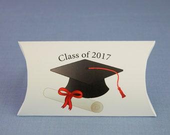Graduation Favor Boxes