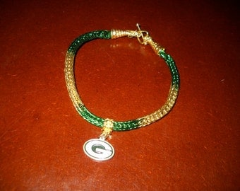 Men's NFL Green Bay Packers Bracelet