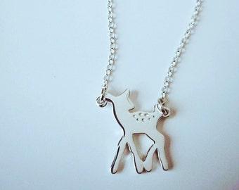 Bambi Necklace
