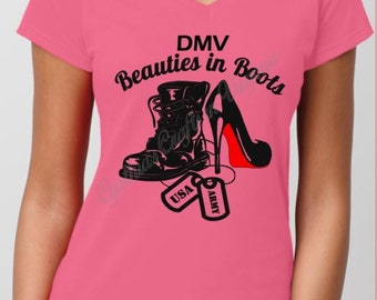 Beauties in Boots