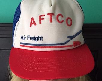 1980's Vintage Trucker Cap