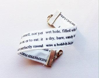 Hobbit bracelet