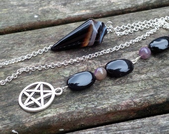 Agate Pendulum