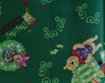 Winnie the Pooh & Friends Holiday Library Bag, Swim Bag, etc