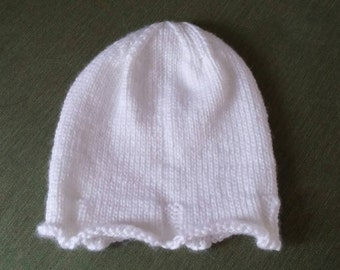 Children's knitted Slouchy hat