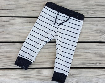 Baby Joggers, baby jogger pants, French Terry Pants, French Terry Joggers, Baby sweats, 9-12 Mos