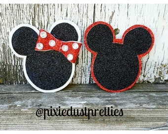 Minnie and Mickey clips
