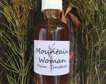 Mountain Woman Pain Tincture