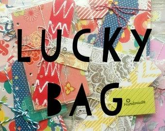 Lucky dip bag
