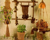 mad about Macrame in PDF instant download version , ebook vintage