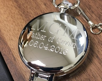 ring bearer gift personalized pocket watch ring security any quantity pocket watch personalized watch gift for men gifts for men