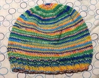 12-24 months Egyptian Cotton Beanie