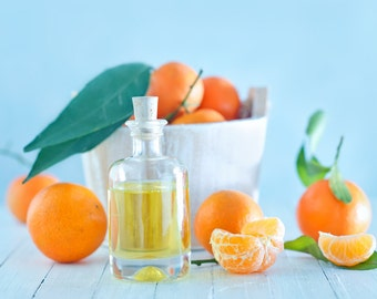 Organic Sweet Orange Essential Oil, Soap Scent, Candle Wax Scent, Essential Oil,