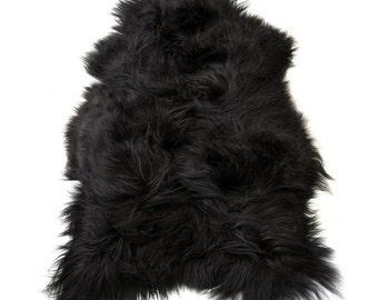 Icelandic Sheepskin black