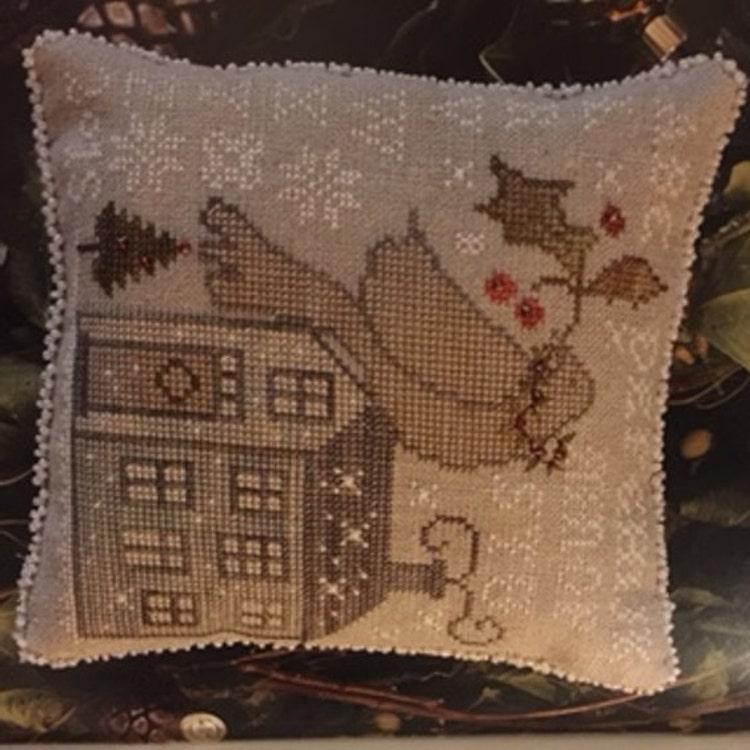 Blackbird designs home for the holidays 10 by for Christmas garden blackbird designs