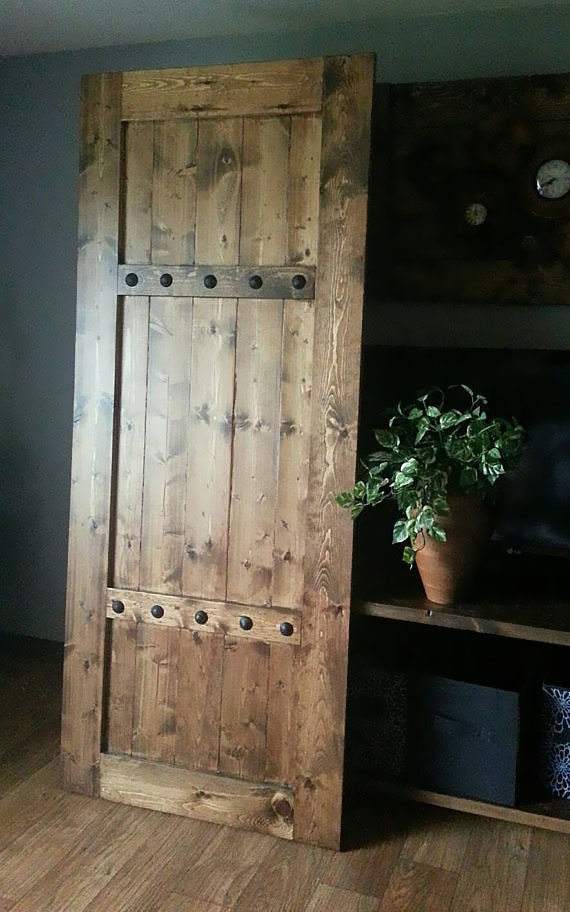 Interior Barn Door Sliding Wooden Door Barn Door With