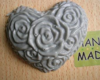 decoration heart SOAP