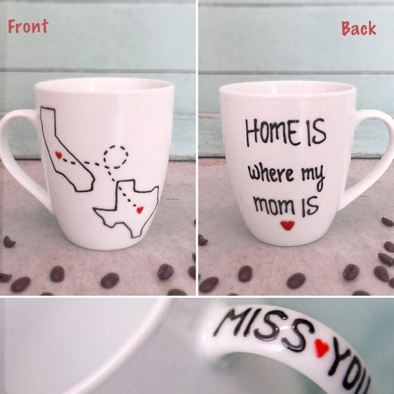 Items Similar To Mom Gifts Mom Personalized Mom Coffee Mug