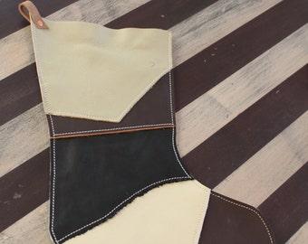 Leather stocking