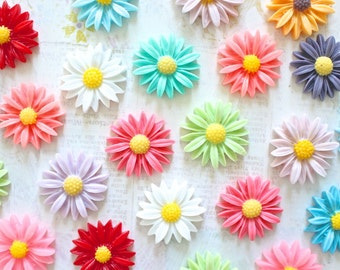 Flower Magnet Etsy - Magnetic car decals flowers