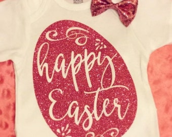 Happy Easter egg shirt