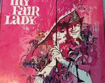 My Fair Lady original program