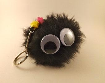 Fluffy Critter Keyring