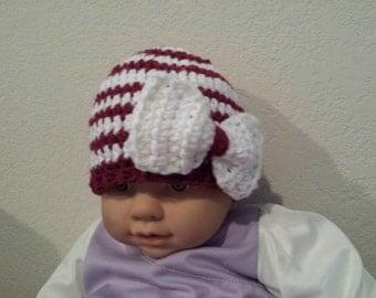 Crochet Christmas Hat