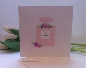 Mam Birthday Card 'Mam Mother's Day Card'