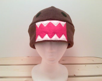 Anime Hat - Anime Fleece Hat - Cosplay Hat - Fleece Anime Hat - Manga Hat - Anime Cosplay Hat - Anime Costume - Anime Beanie Hat