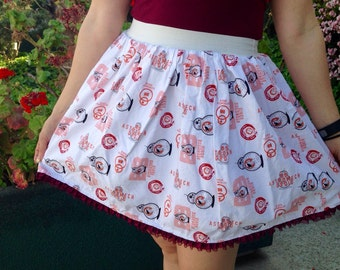 Bb8 Skirt, Star Wars Skirt