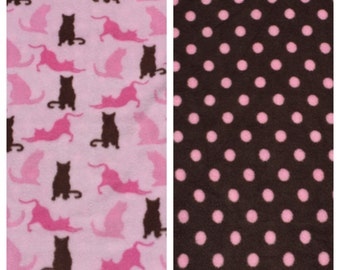 Fleece Cat Blanket(C305)