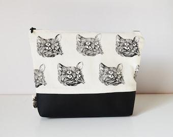 Mini bolsa multiusos gato/ Cat Mini bag