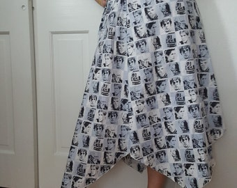 Star Wars Handkerchief Skirt