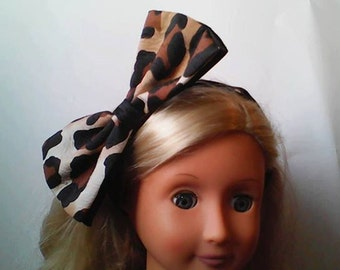Bowtie for you or headband for your doll