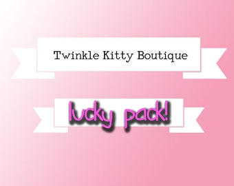 Twinkle Kitty Boutique Lucky Pack