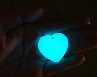 Glow in dark Heart
