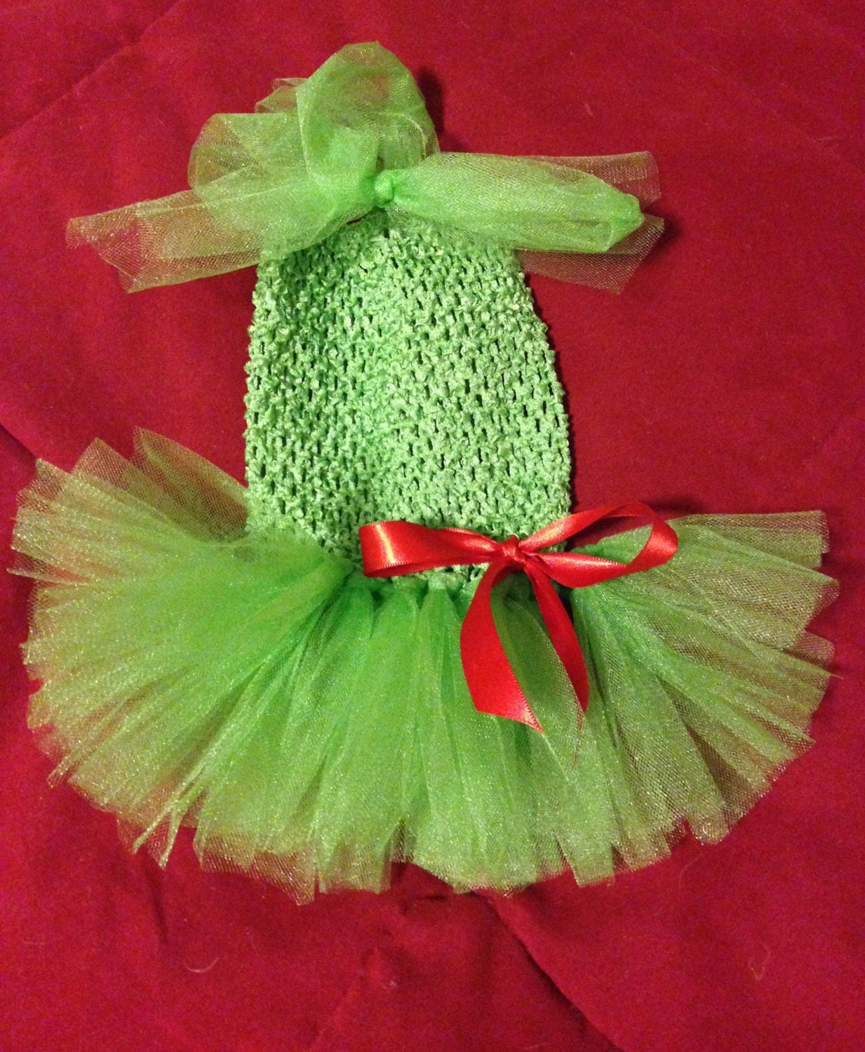 Grinch Dog Costume Lime Green Dress For Dogs Holiday Dog