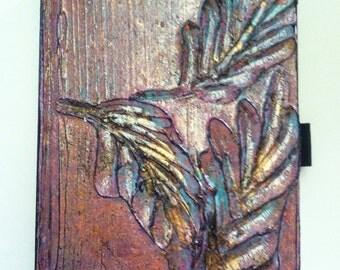 Handmade Feathers Journal