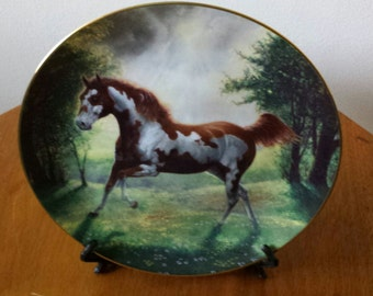 Painted Sunrise Limited Edition Plate