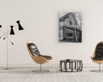 Fine Art Print | Abandoned House | Fine Art Photography | Wall Art Prints
