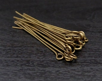 Eyepins 40mm – Antique Bronze (EP40:AB)
