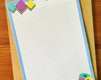 Pick'n'Mix Inspired Writing Paper Set 1