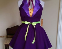 The Joker Dress,MADE TO MEASURE!!