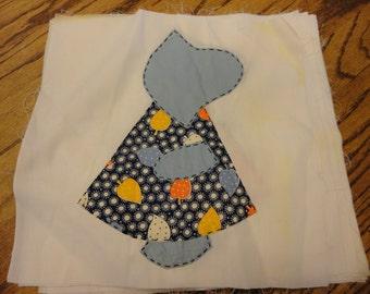 Sunbonnet Sue Quilt Blocks