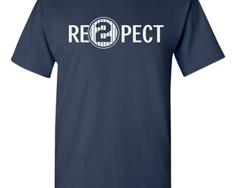 Respect 2 Re2pect Derek Jeter Captain NY YANKEES Men's Tee Shirt 1173