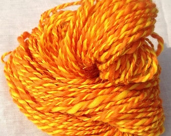 St Clement hand spun yarn