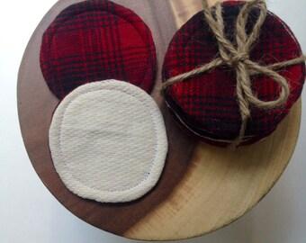 Reusable Cotton Rounds, Washable Facial Pads, Reusable Facial Cleansing Cloths, Toner Applicators, Reusable Cotton Pads