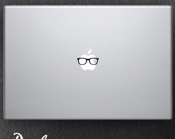 Wayfarer Reading / Rayban Reading / Macbook Decal / Macbook Sticker / Laptop Decal / Laptop Sticker / Car Decal / Window Decal / Wall Decal