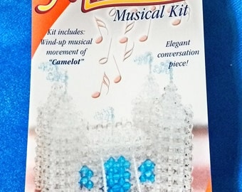 Beaded Melodies Musical Kit - The Camelot Castle No 1